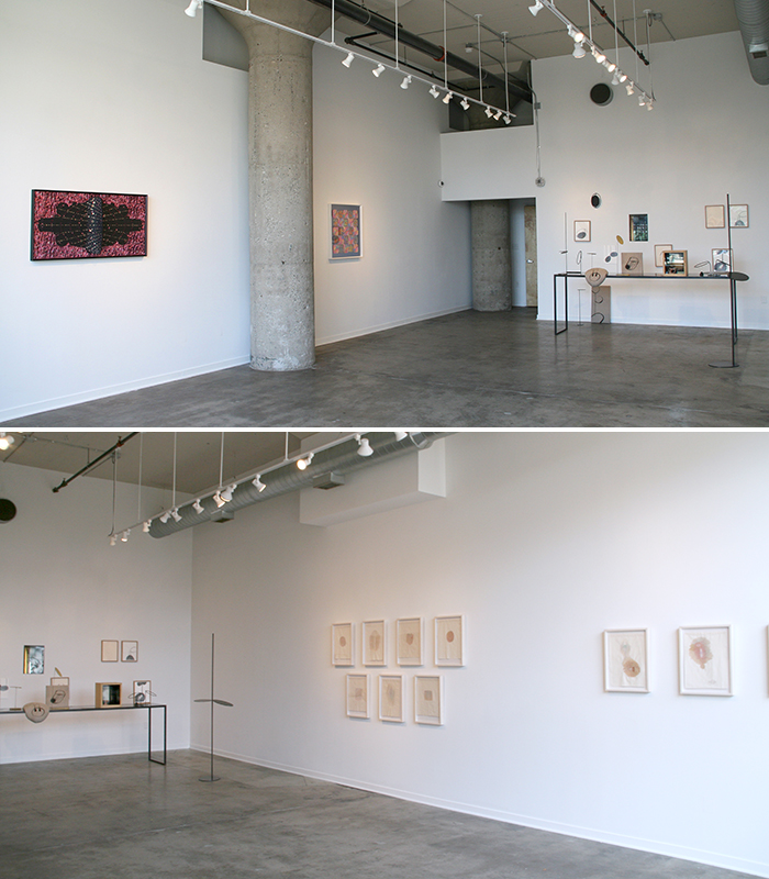 A Very Complete Opposite. New works by Iris Eichenberg, Heather McGill,  and Mark Newport