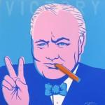 Churchill-Victory
