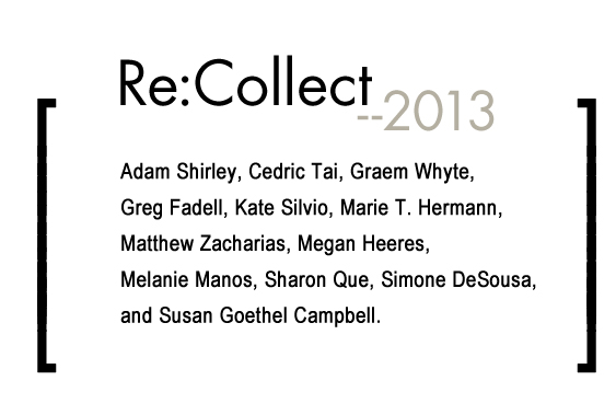 ReCollect2013