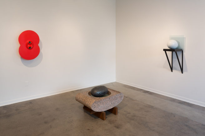 Inner Core - Partial Installation View