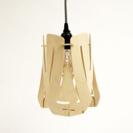 Interlocker Cafe lamp