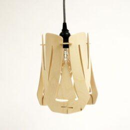 Interlocker Cafe lamp