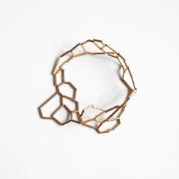 Hoge_Netted Bracelet