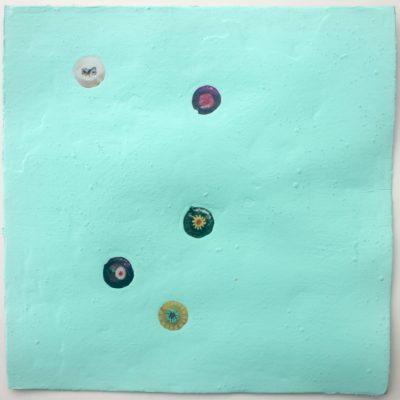 Duck Egg Blue Record Cover Series – GJo #3