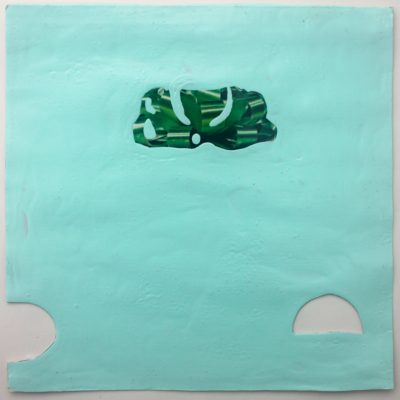 Duck Egg Blue Record Cover Series – GJo #1
