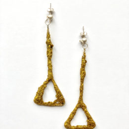 Untitled (earrings)