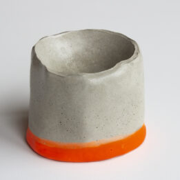 Concrete Mini-Vessels for Small Special Things