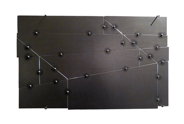Untitled (Steel Drawing #22)