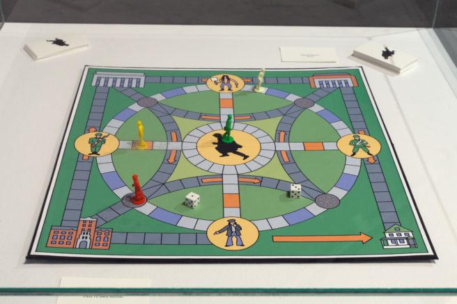 AWOL Game Board