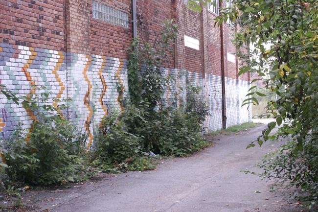 Brixel Mural