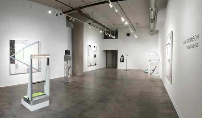 Ian Swanson - Recent Works