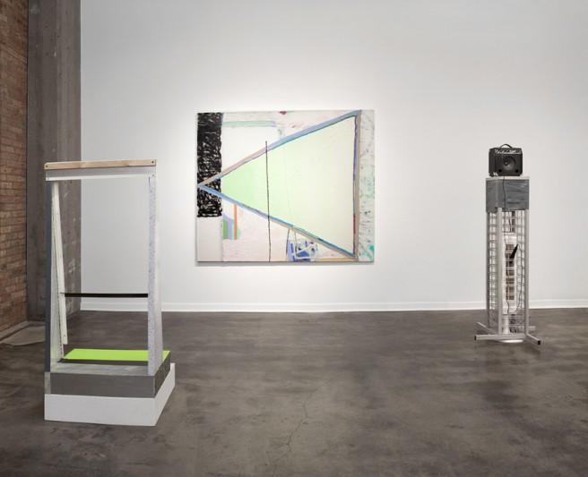 View of exhibit 2