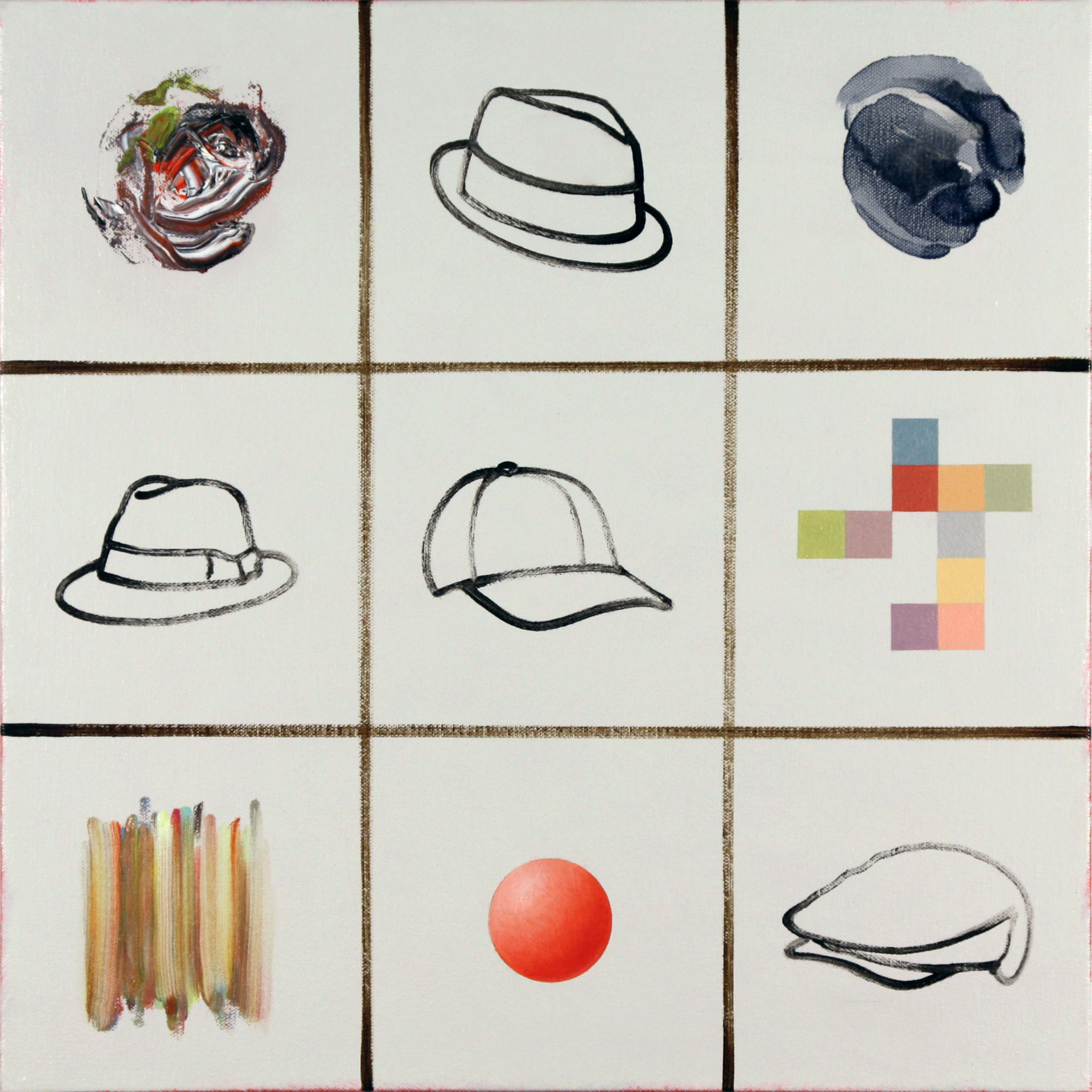 Hats vs. Paint