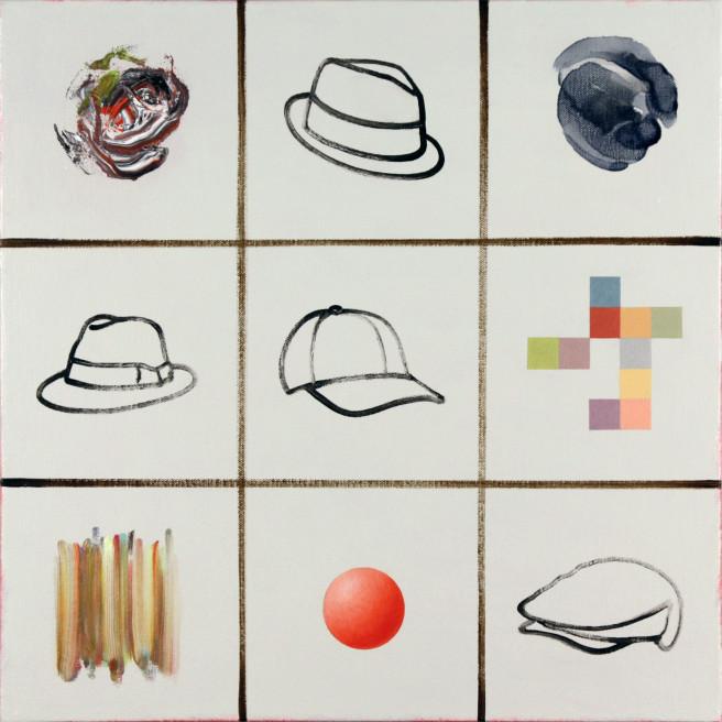 Hats vs. Paint