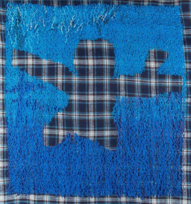 Nevermind, Blue Plaid