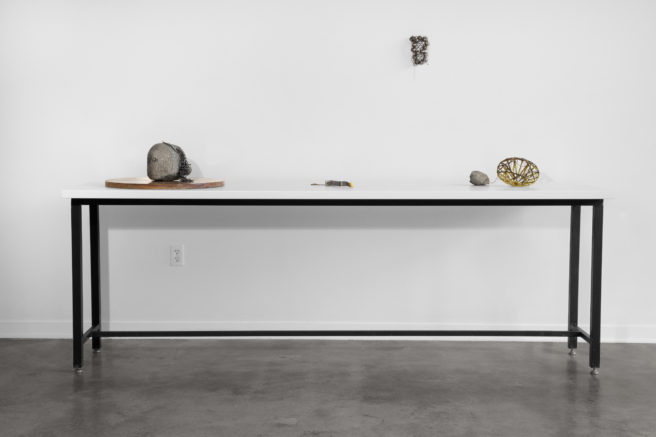 Que_Installation_view_table