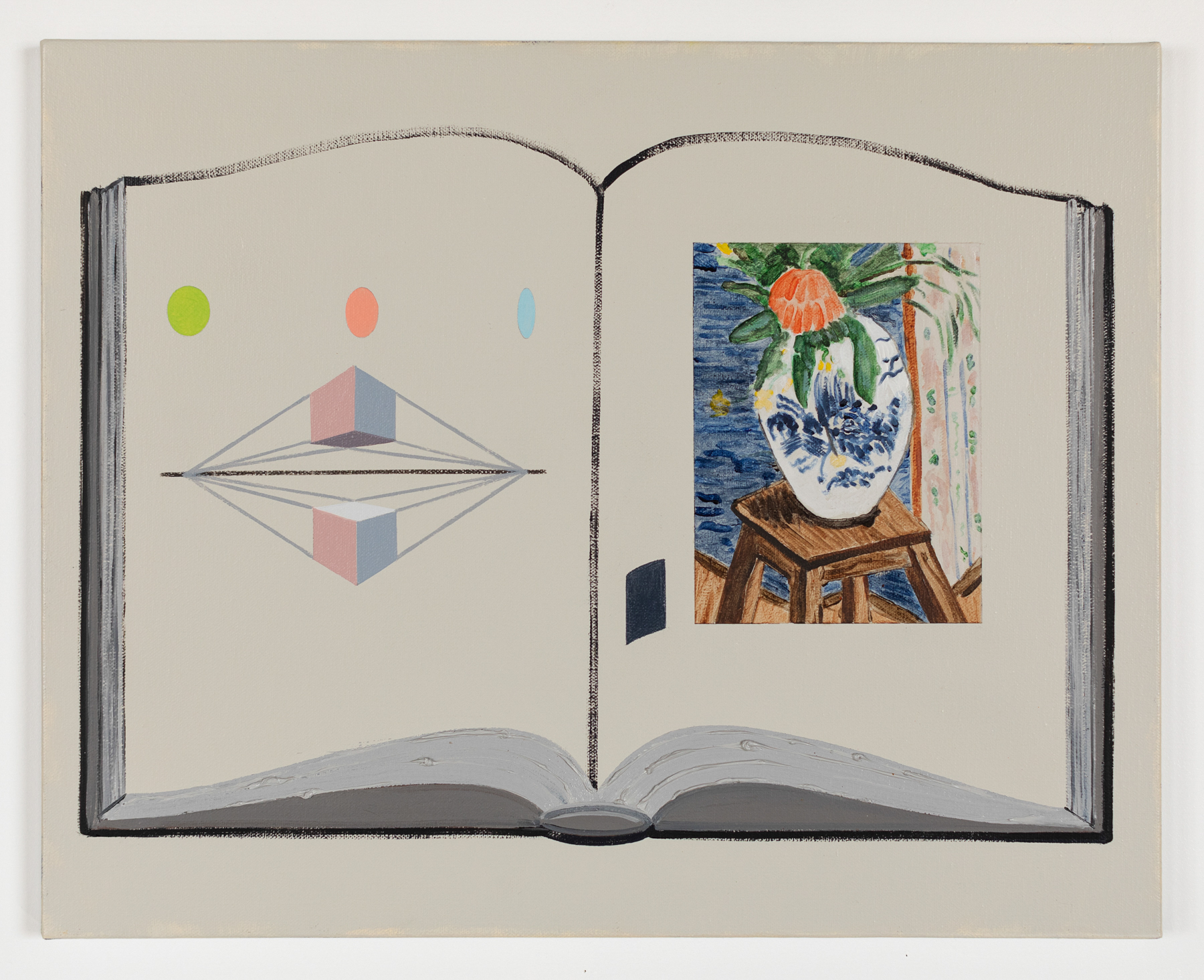 The Book of Perspective, (Matisse)