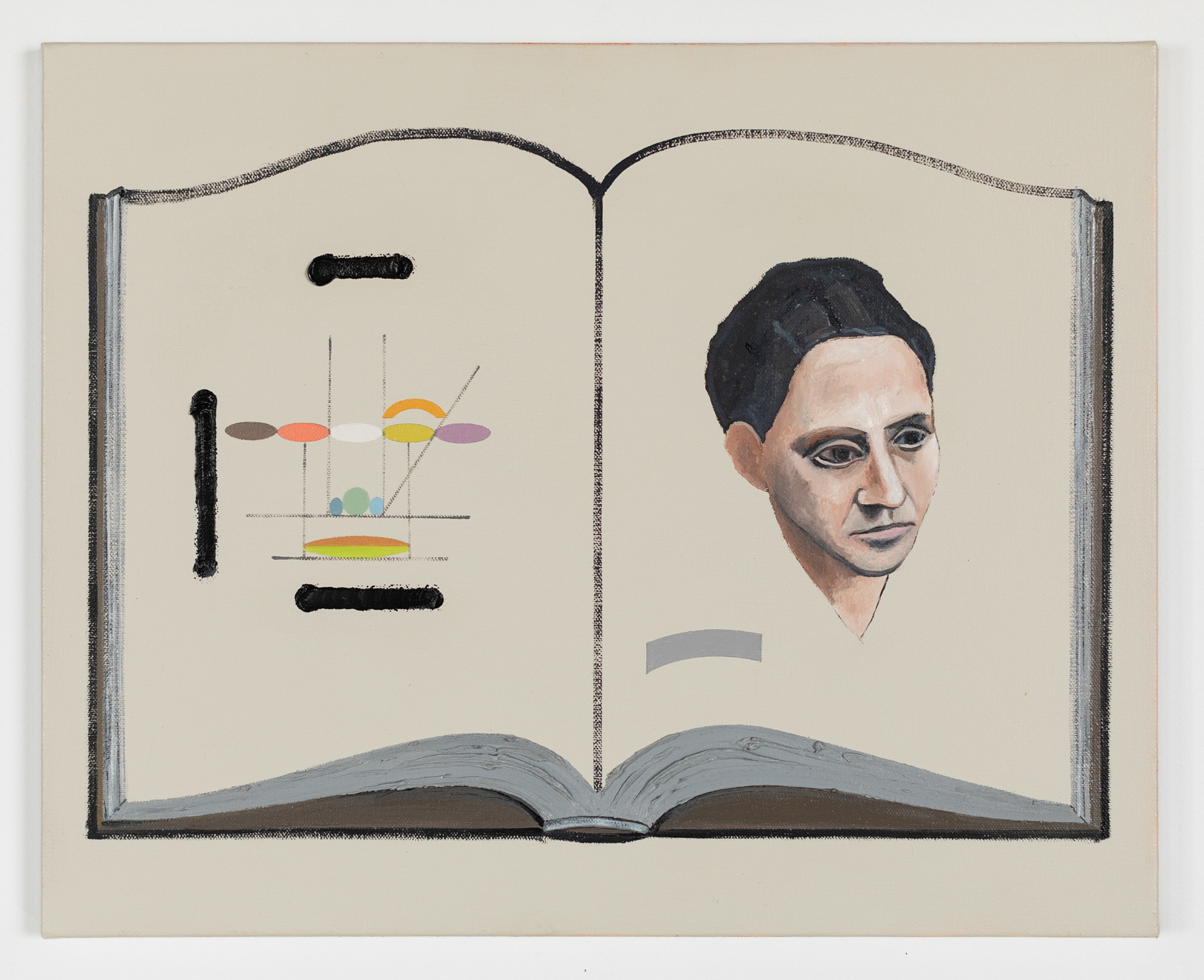 The Book of Portraiture, (Picasso, Gertrude Stein)