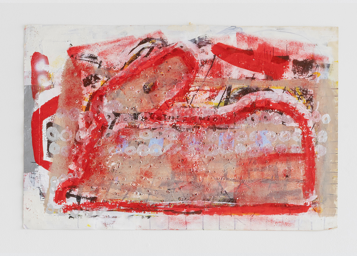 Luchs_Red_Rabbit_2_on_paper_26x40_2020_DESOUSA_GALLERY_web