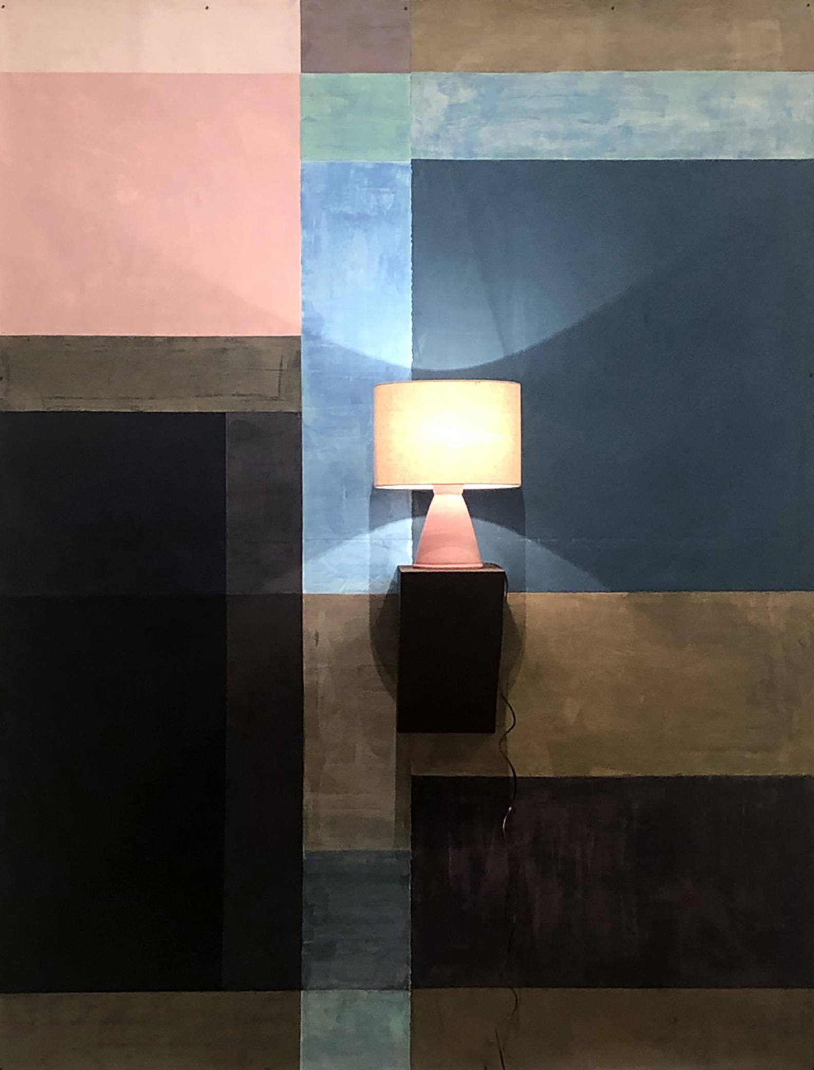 DeSousa_Gallery_TYANNA_BUIE_Mid-Century_Lamp_DETAIL_FOR_NADA