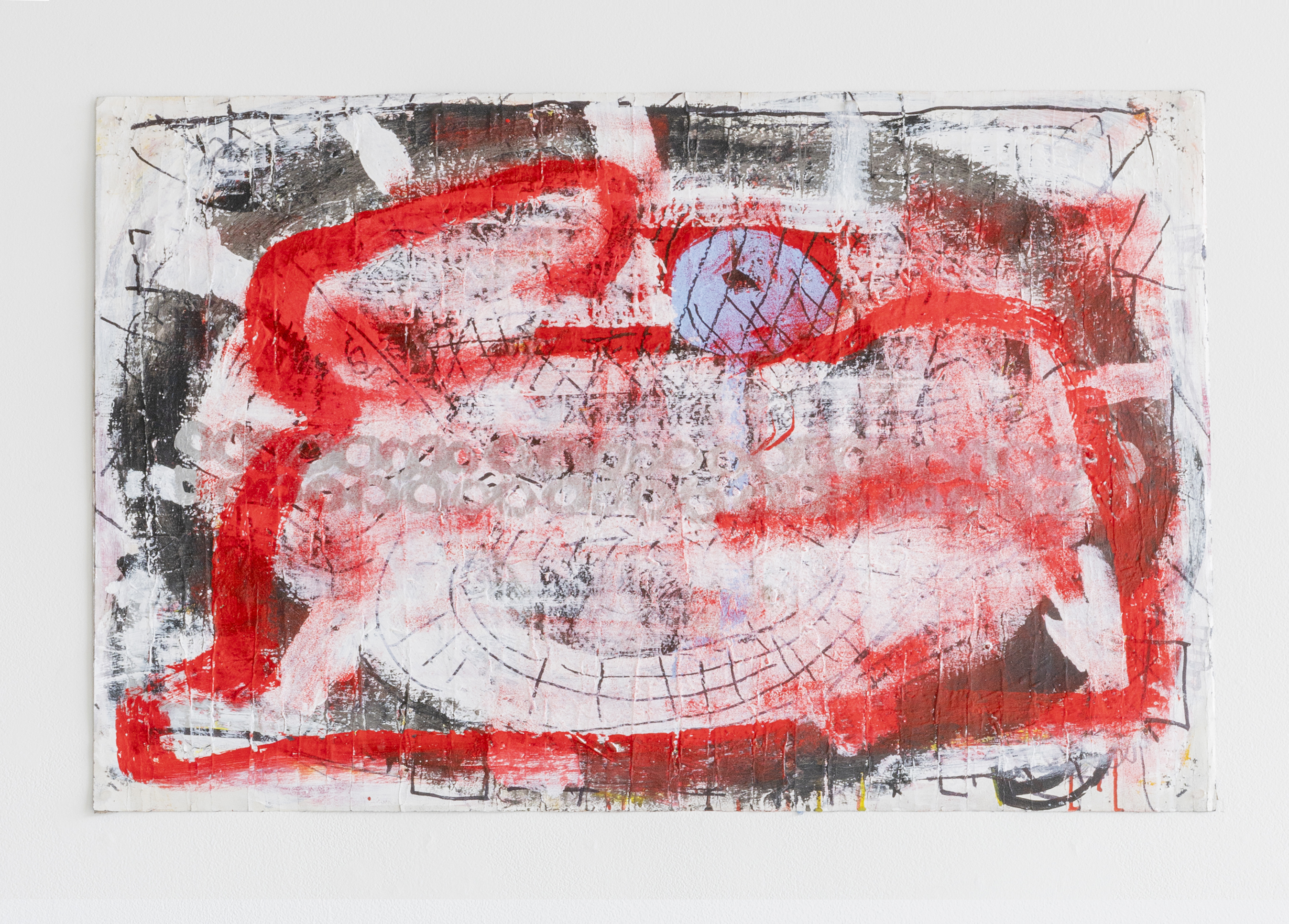 Luchs_Red_Rabbit_4_on_paper_26x40_2020_DESOUSA_GALLERY